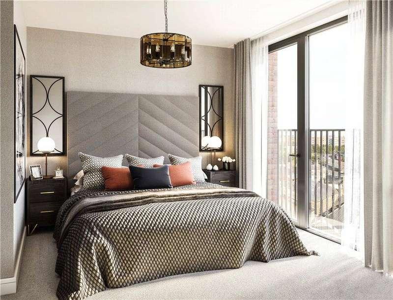 1 Bedroom Flat for sale in Snow Hill Wharf, Shadwell Street, Birmingham City Centre, Birmingham, B4