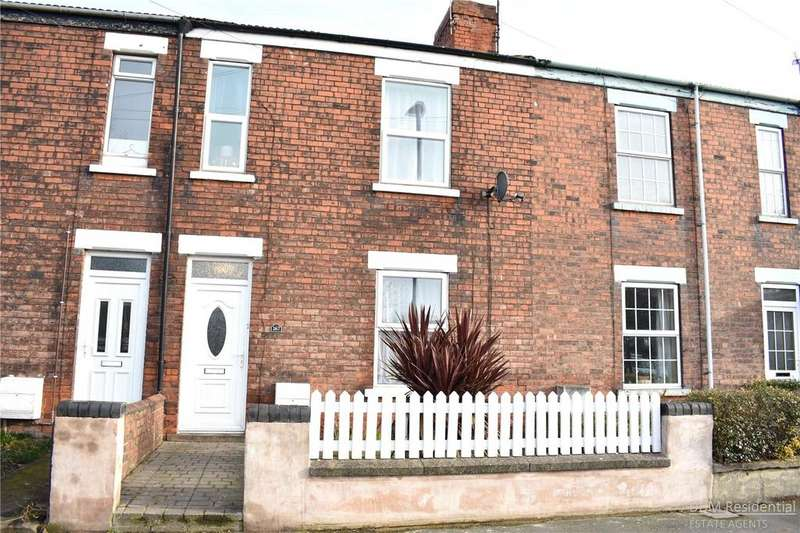 3 Bedrooms Terraced House for sale in Lea Road, Gainsborough, Lincolnshire, DN21