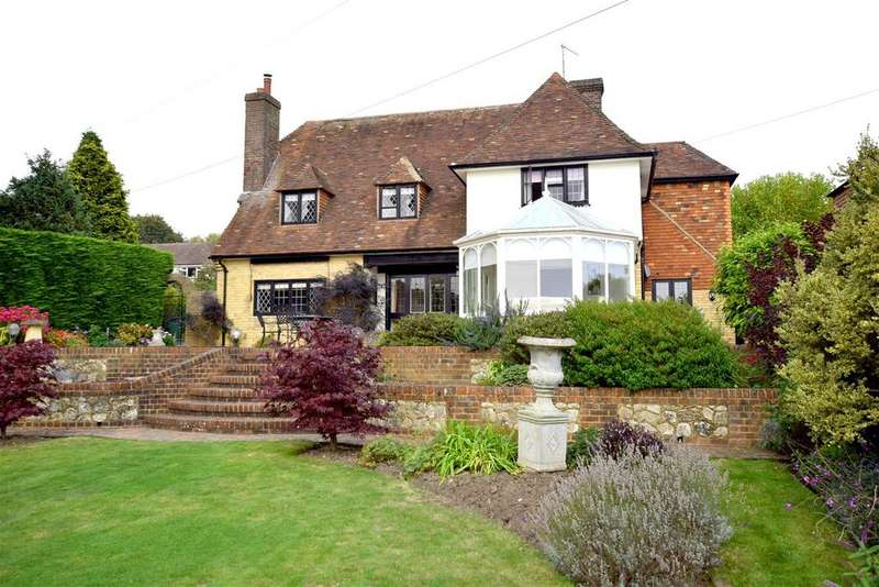 4 Bedrooms House for sale in North Road West, Hythe