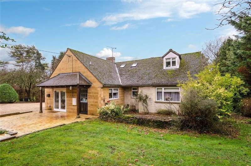 5 Bedrooms Detached House for sale in Bell Lane, Poulton, Cirencester, Gloucestershire, GL7