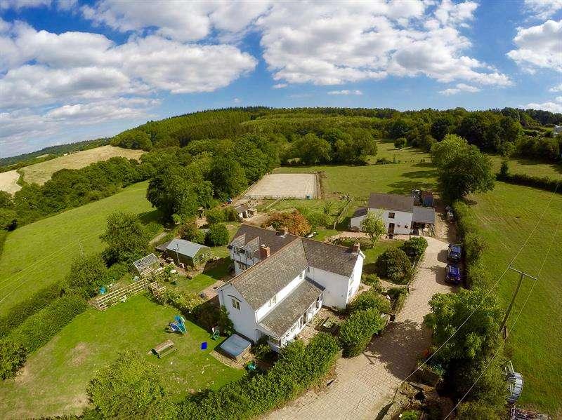 6 Bedrooms Detached House for sale in Joyford, Coleford