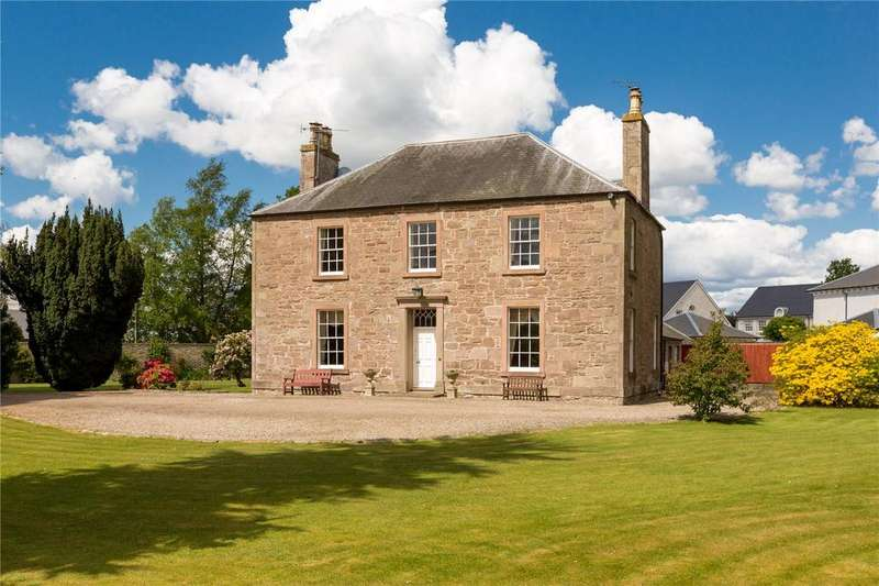 6 Bedrooms Detached House for sale in Ruthven House, Ruthvenfield, Perth, PH1