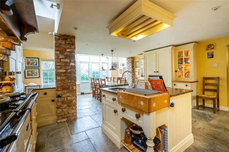 5 Bedrooms Detached House for sale in Westfield Lane, Upper Poppleton, York