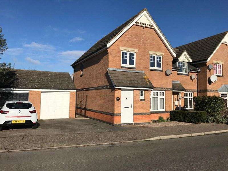 3 Bedrooms Semi Detached House for sale in Gulls Croft, Braintree,Essex, CM7 3RT