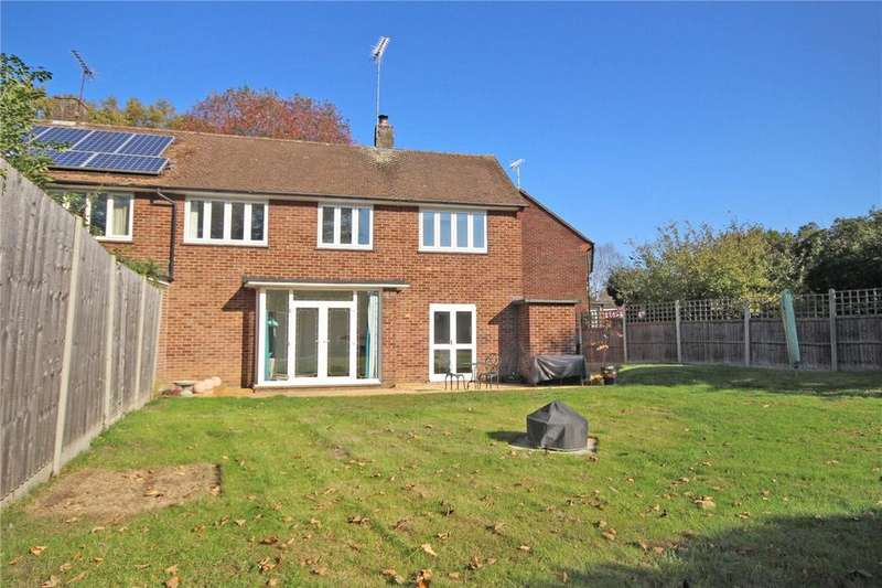 3 Bedrooms End Of Terrace House for sale in Fordwich Road, Welwyn Garden City, Hertfordshire
