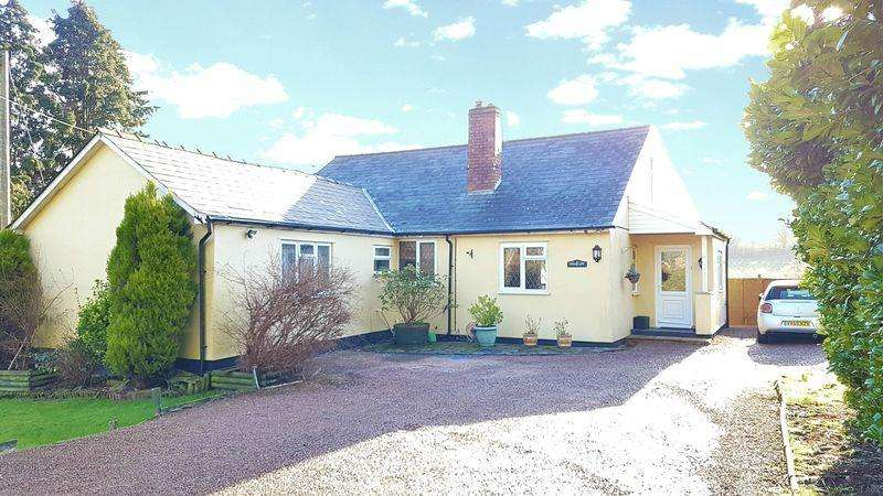 3 Bedrooms Detached House for sale in Callow, Herefordshire