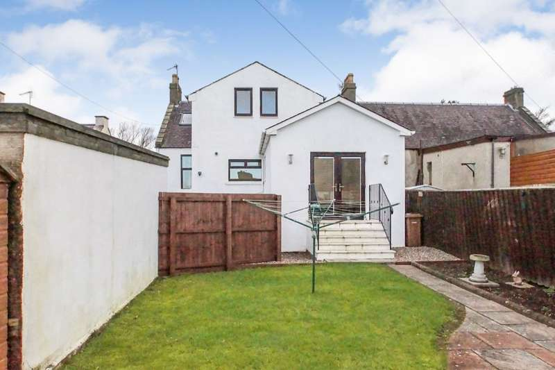 4 Bedrooms Semi Detached House for sale in Kennoway Road, Windygates, Leven, KY8