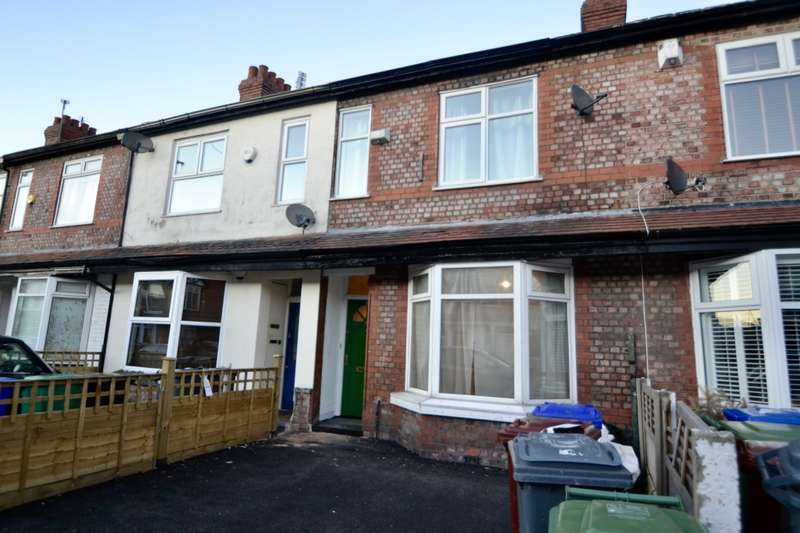 3 Bedrooms Terraced House for rent in Kensington Road, Manchester, M21