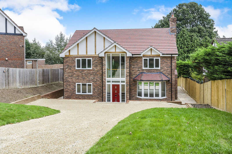 5 Bedrooms Detached House for sale in Moorhill Road, West End, Southampton, SO30