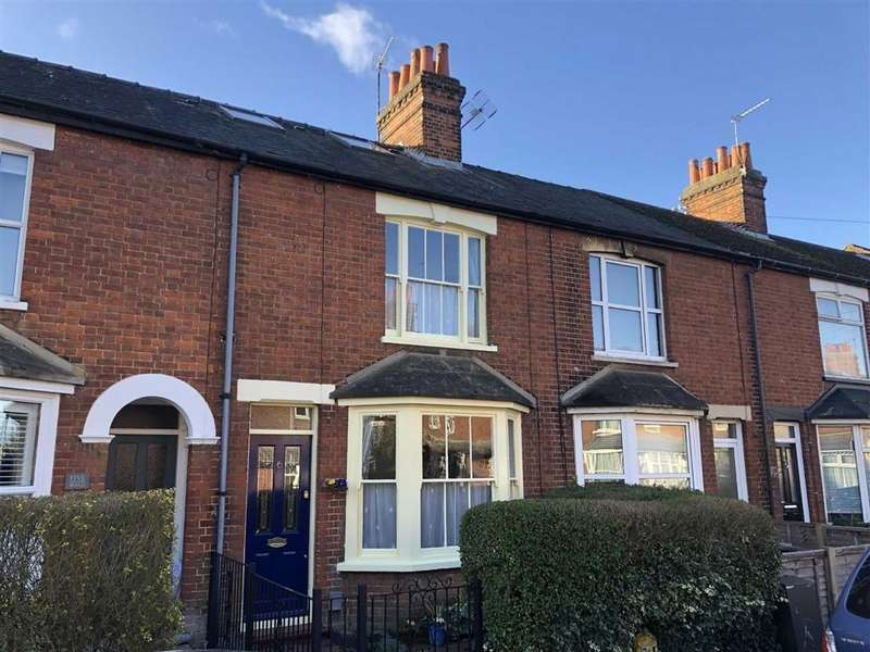 4 Bedrooms Terraced House for sale in Lancaster Road, Hitchin, SG5