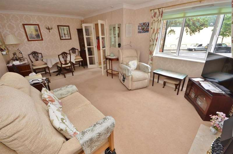 1 Bedroom Apartment Flat for sale in Wardown Park, Old Bedford Road
