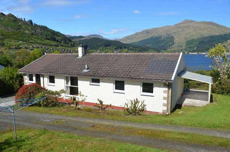 3 Bedrooms Bungalow for sale in Cobbler View, Lochgoilhead, Cairndow, PA24 8AR