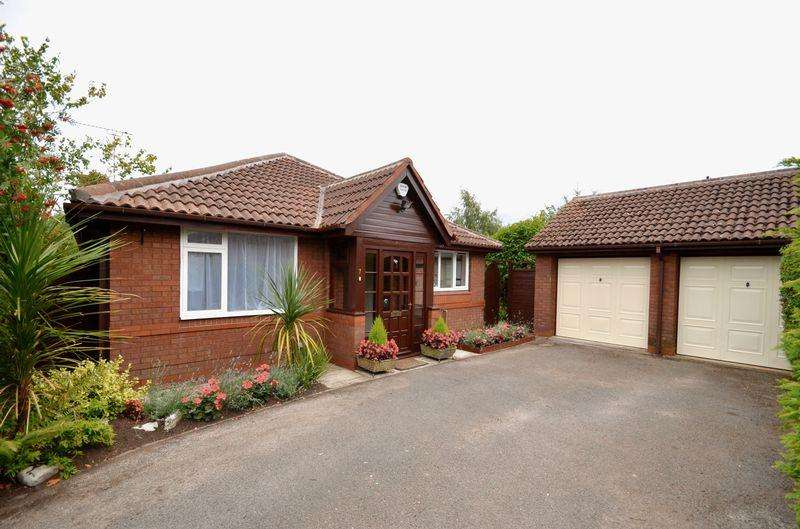 3 Bedrooms Detached Bungalow for sale in Pingot Croft, Great Boughton, Chester