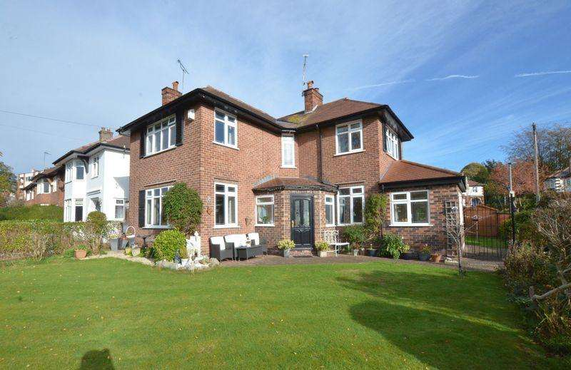 3 Bedrooms Detached House for sale in Mortlake Crescent, Boughton, Chester