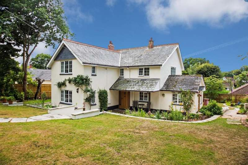 5 Bedrooms Detached House for sale in School Lane, West Hill