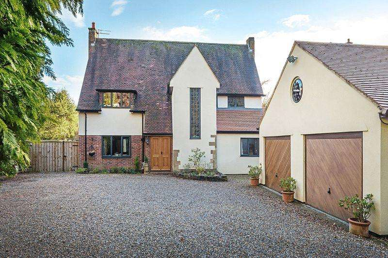 4 Bedrooms Detached House for sale in Hope House, 12 North Lodge, Chester Le Street