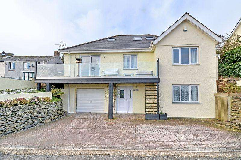 4 Bedrooms Detached House for sale in Bolenna Lane, Perranporth