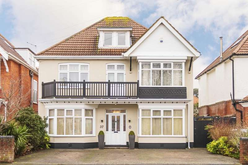 8 Bedrooms Detached House for sale in Southern Road, Southbourne BH6