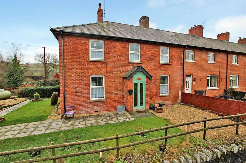 4 Bedrooms End Of Terrace House for sale in Garth, Llangammarch Wells, Powys, LD4