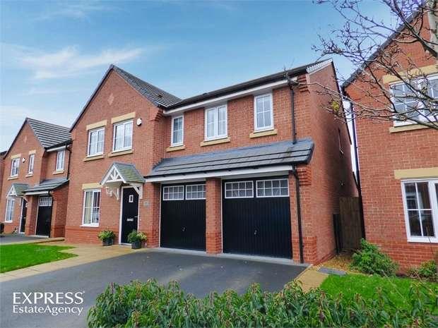 5 Bedrooms Detached House for sale in Dallington Avenue, Clayton-le-Woods, Lancashire