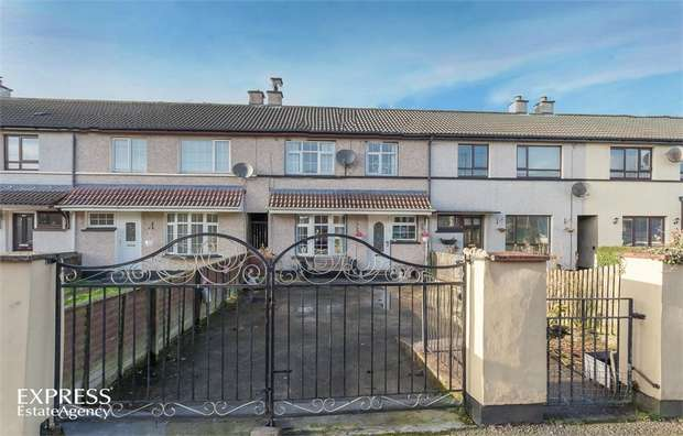 3 Bedrooms Terraced House for sale in Lecky Road, Londonderry
