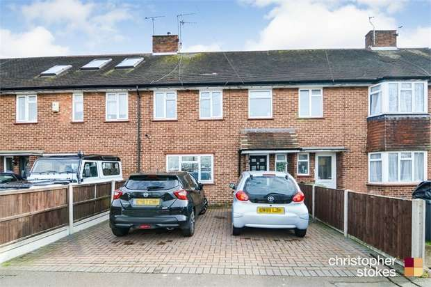 4 Bedrooms Terraced House for sale in Hurst Drive, Waltham Cross, Hertfordshire