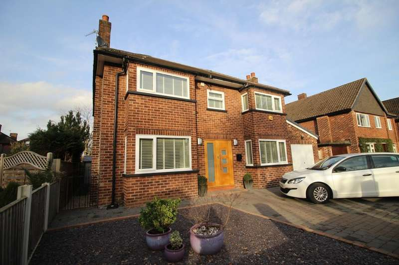 3 Bedrooms Detached House for sale in Bartley Road, Northenden , Manchester, M22