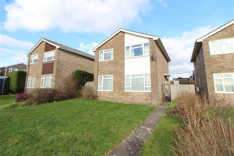 4 Bedrooms Detached House for sale in Elan Way, Caldicot