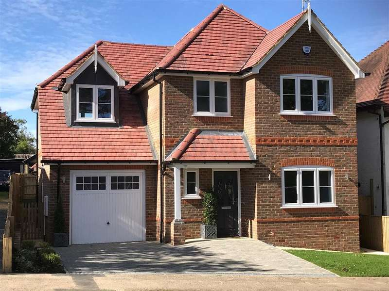 4 Bedrooms Detached House for sale in Ashby House, Northchurch, Berkhamsted