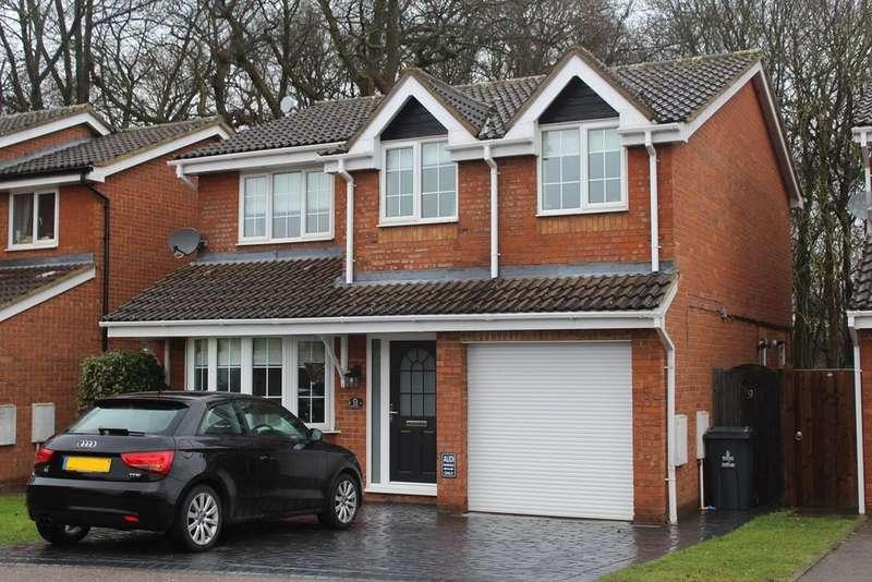 4 Bedrooms Detached House for sale in St Andrews Drive, Stevenage, SG1