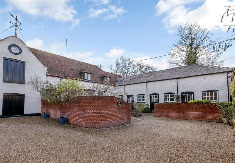 3 Bedrooms House for sale in Broad Street, East Ilsley, Newbury, Berkshire