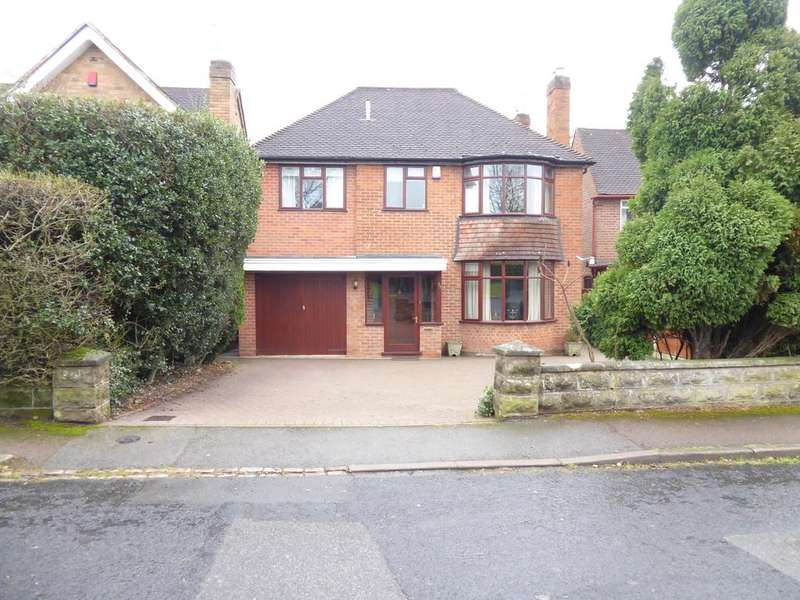 4 Bedrooms Detached House for sale in EAST ROAD, BROMSGROVE B60