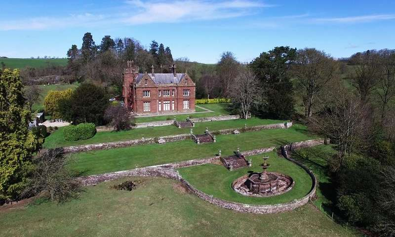 10 Bedrooms Manor House Character Property for sale in Staffield Hall, Kirkoswald, Penrith