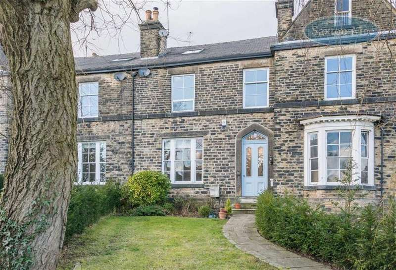 5 Bedrooms Town House for sale in Manchester Road, Broomhill, Sheffield, S10