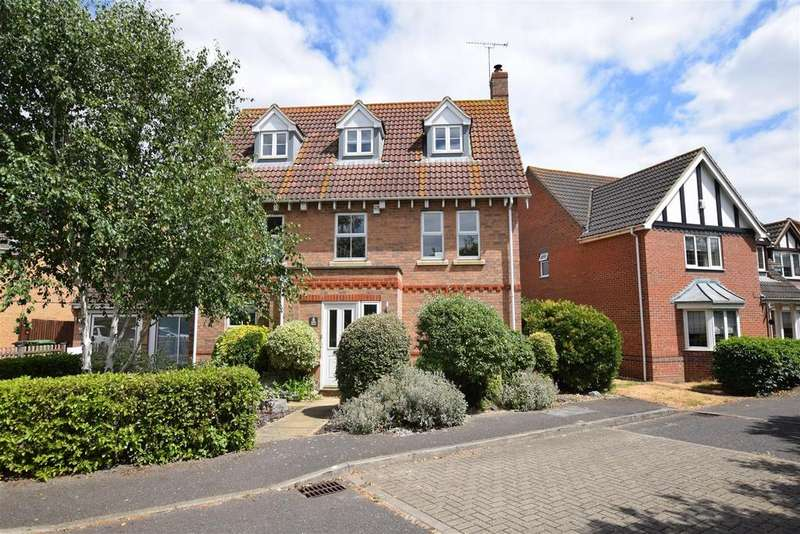 4 Bedrooms House for sale in Rydal Drive, Maldon