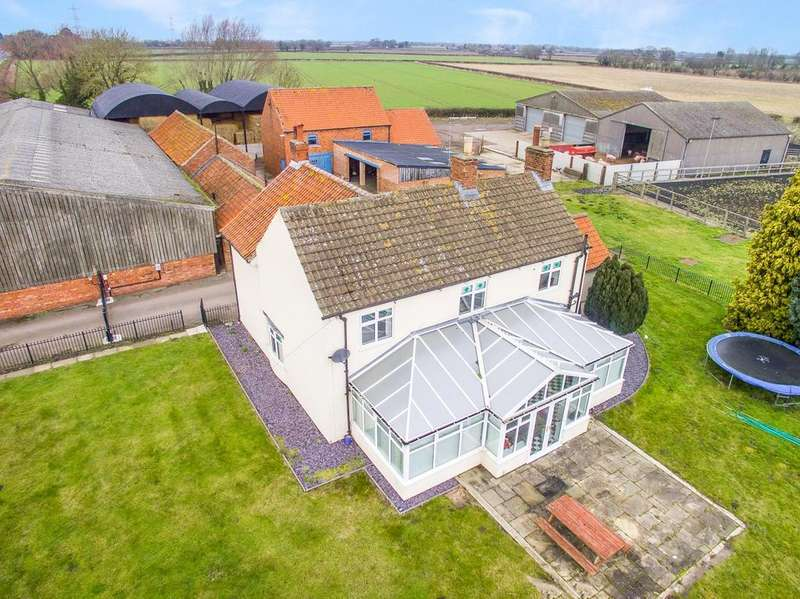 4 Bedrooms Detached House for sale in Carr Lane, Harby, Newark NG23