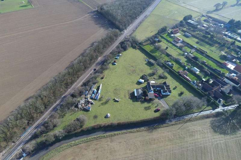 Land Commercial for sale in Grimston Lane, Trimley St Martin, Felixstowe, IP11