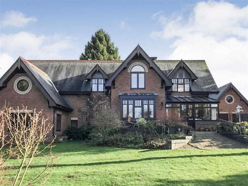 3 Bedrooms Detached House for sale in Market Bosworth