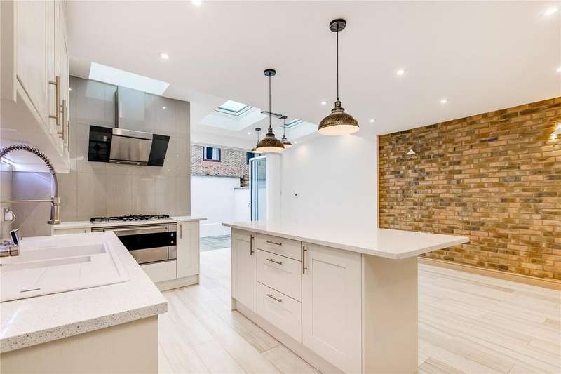 4 Bedrooms Terraced House for sale in Colehill Lane, Fulham, London
