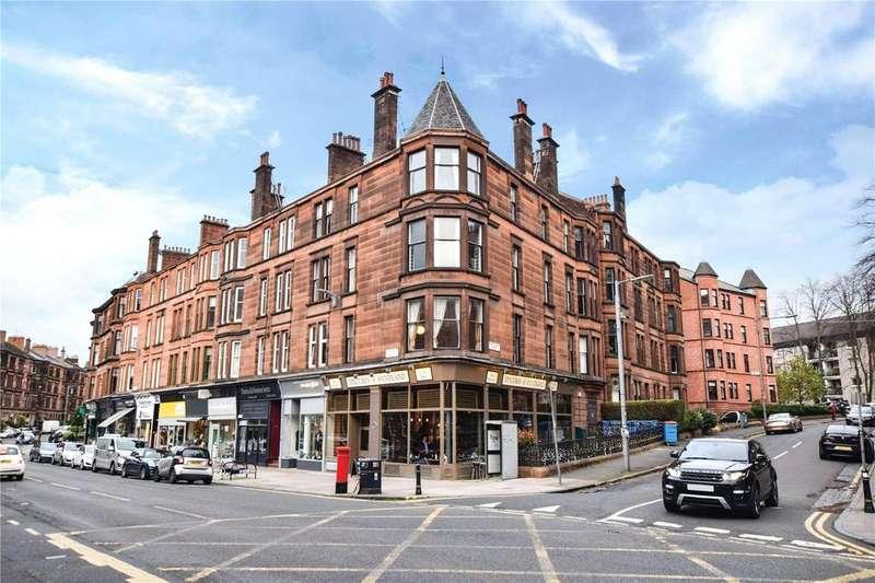 4 Bedrooms Apartment Flat for sale in 3/1, Hyndland Road, Hyndland, Glasgow