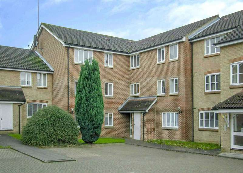 1 Bedroom Apartment Flat for sale in Horndean Road, Forest Park, Bracknell, Berkshire, RG12