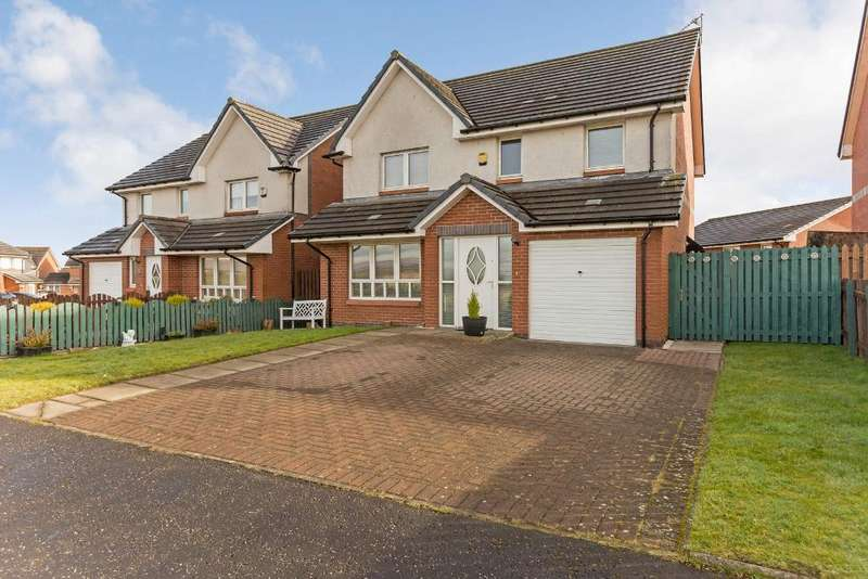 4 Bedrooms Detached House for sale in Avenue End Drive, Glasgow, Lanarkshire, G33 3UH