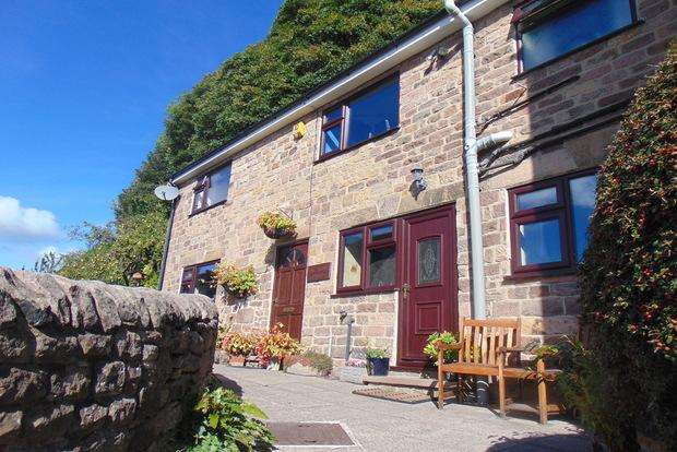 2 Bedrooms Cottage House for sale in 24 Jackson Tor Road, Matlock, DE4