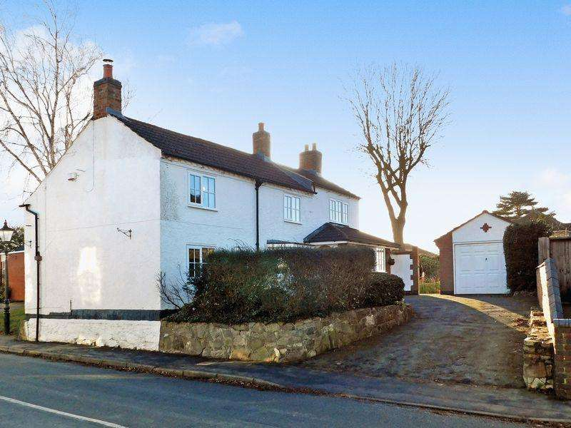 3 Bedrooms Detached House for sale in Trinity Cottage, Main Street, Desford, Leicestershire