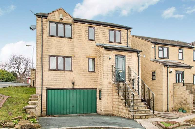 4 Bedrooms Detached House for sale in Marbridge Court, Bradford, BD6