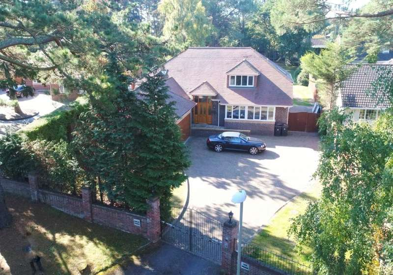6 Bedrooms Detached House for sale in Golf Links Road, Ferndown
