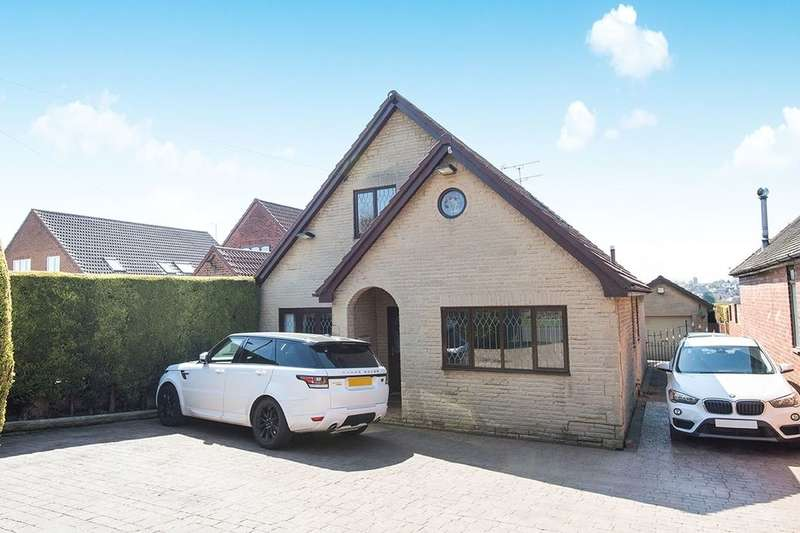 4 Bedrooms Detached House for sale in Rackford Road, North Anston, Sheffield, S25