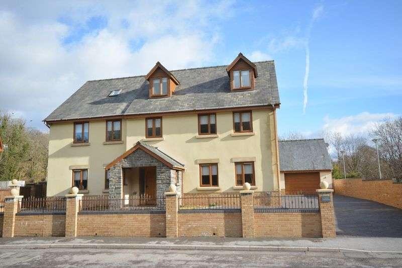 5 Bedrooms Property for sale in Ty Bannau Pontpren, Aberdare Penderyn
