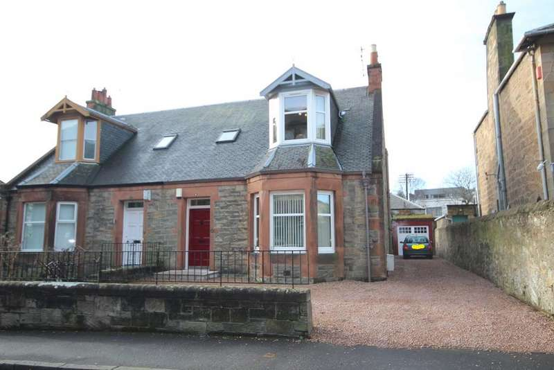 3 Bedrooms Semi Detached House for sale in Gow Crescent, Kirkcaldy, Fife, KY1
