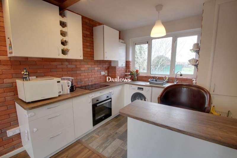 1 Bedroom Flat for sale in Channel View Road, Cardiff